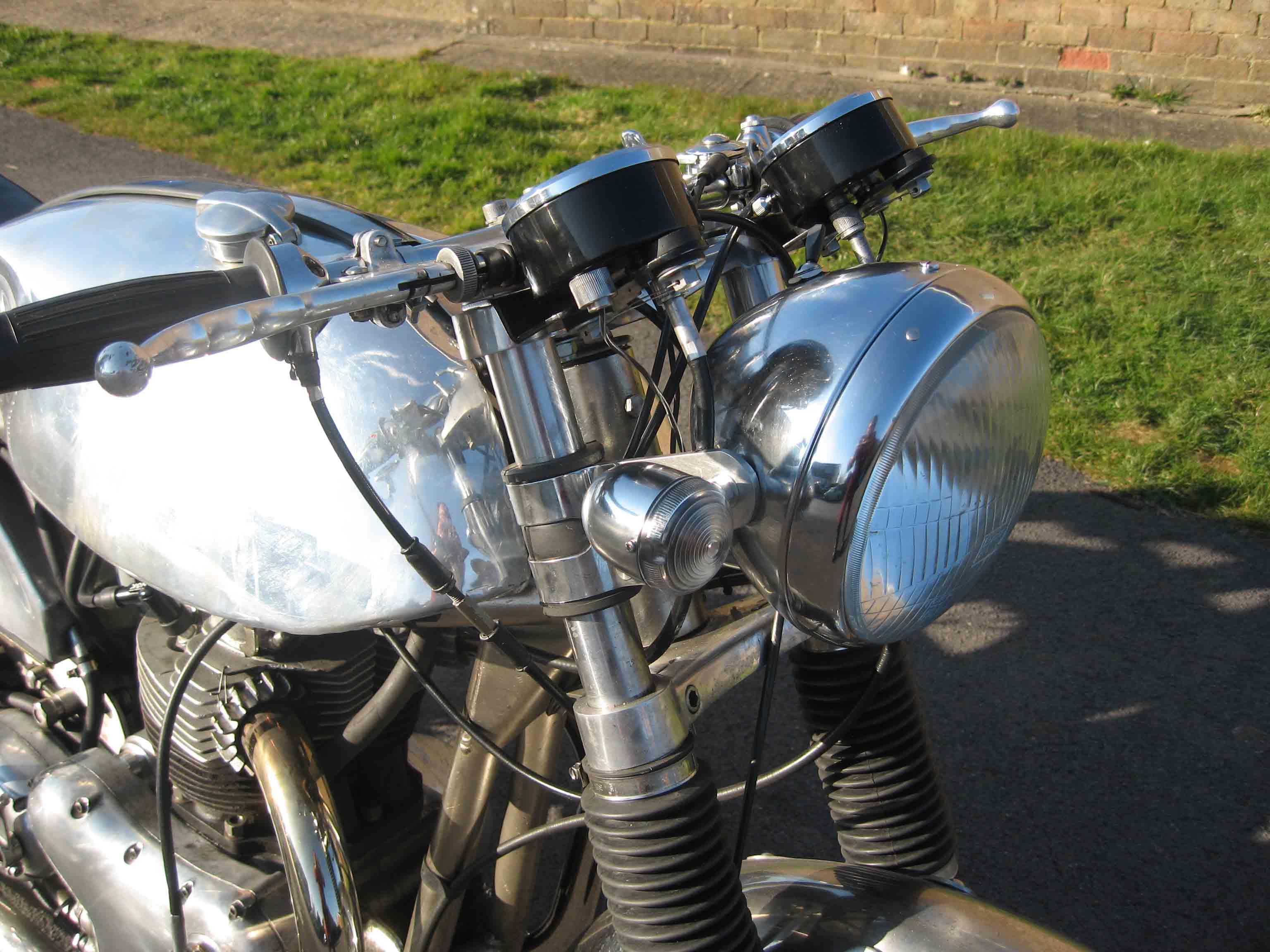 Indicators For Classic Bikes