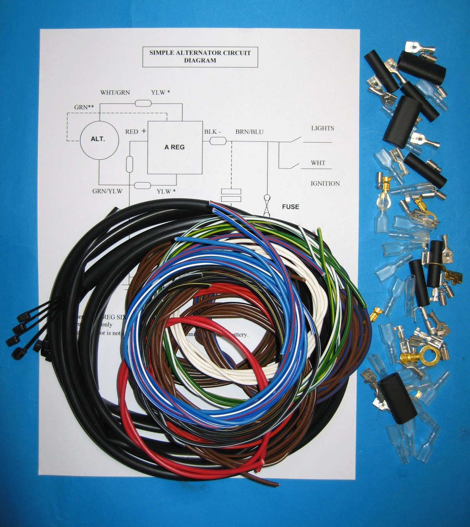 1968 bsa lightning wiring diagram wirdig wiring diagram for triumph bsa boyer ignition pictures to pin on
