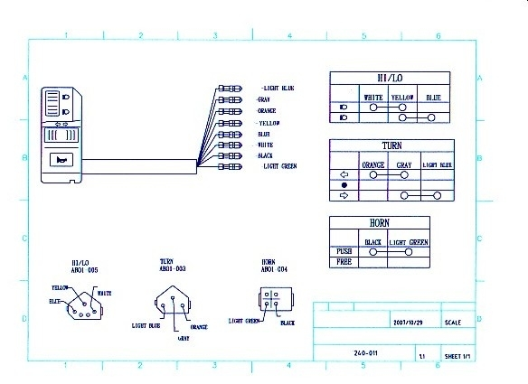 Motorcycle Brake Light Wiring Diagram from www.norbsa02.freeuk.com